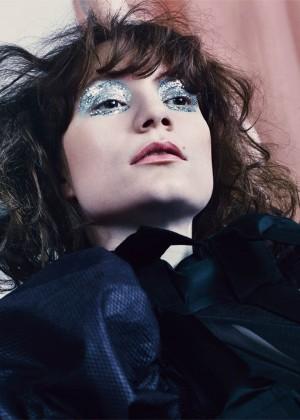 Mia Wasikowska: AnOther Magazine 2014 -01