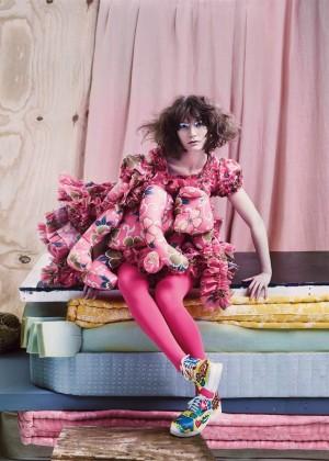 Mia Wasikowska: AnOther Magazine 2014 -02