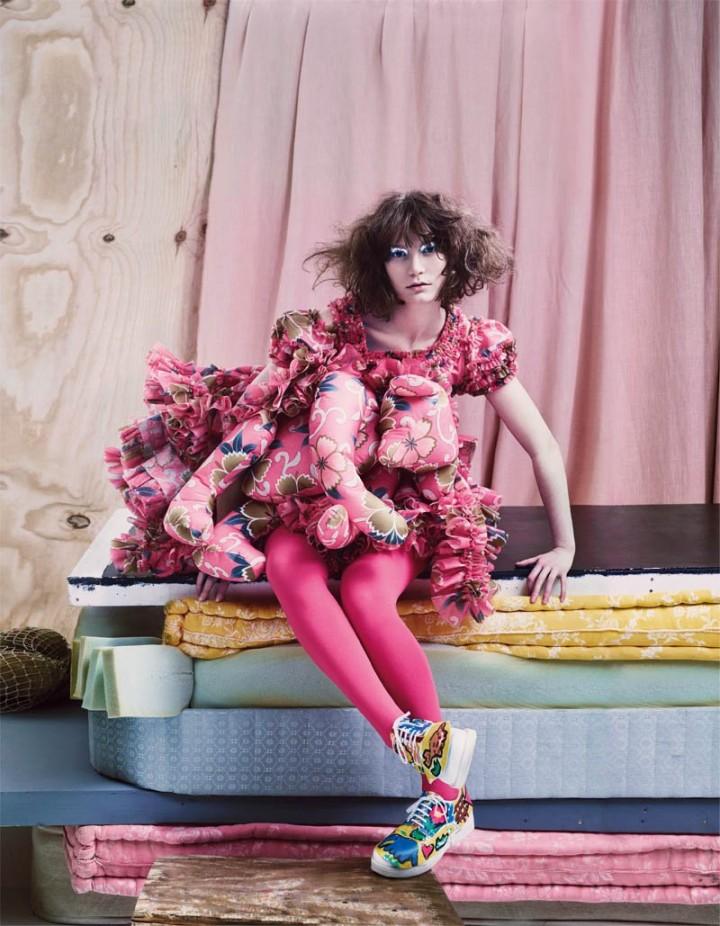 Mia Wasikowska 2014 : Mia Wasikowska: AnOther Magazine 2014 -02