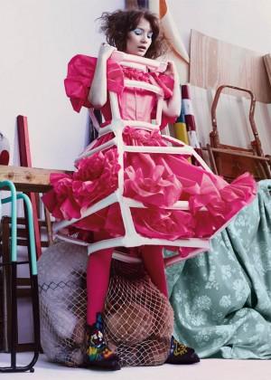 Mia Wasikowska: AnOther Magazine 2014 -04