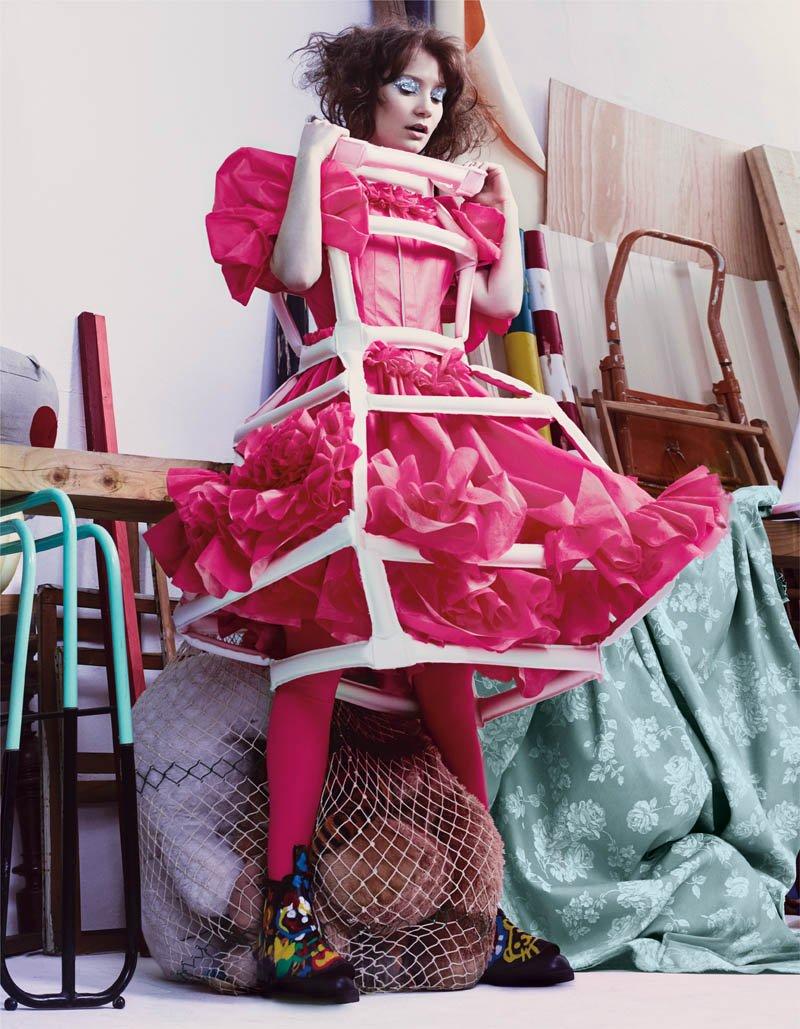 Mia Wasikowska 2014 : Mia Wasikowska: AnOther Magazine 2014 -04