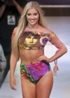 Miami Dolphins Cheerleader 2013 Fashion Show -13