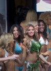 Miami Dolphins Cheerleader 2013 Fashion Show -17