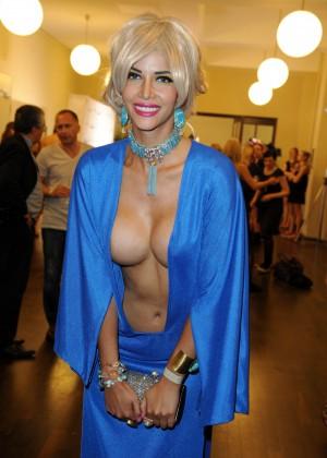 Micaela Schaefer: 2014 Fashion Week -09