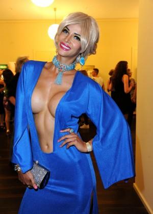 Micaela Schaefer: 2014 Fashion Week -10