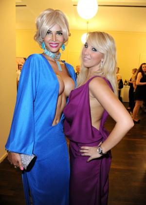 Micaela Schaefer: 2014 Fashion Week -11