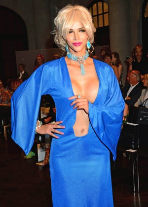 Micaela Schaefer: 2014 Fashion Week -12
