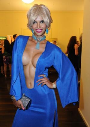 Micaela Schaefer: 2014 Fashion Week -13
