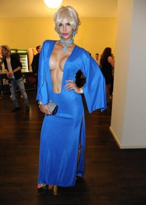 Micaela Schaefer: 2014 Fashion Week -14