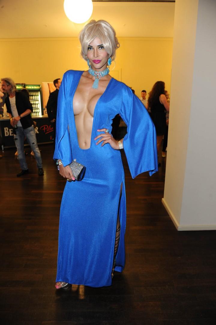 Micaela Schaefer 2014 Fashion Week 14 Gotceleb