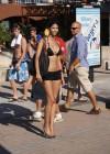 Micaela Schaefer - Black Bikini-05