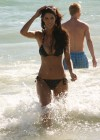 Micaela Schaefer - Black Bikini-06
