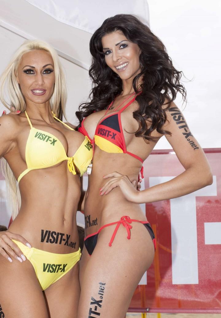 Micaela Schaefer: SexySoccer 2014 -02