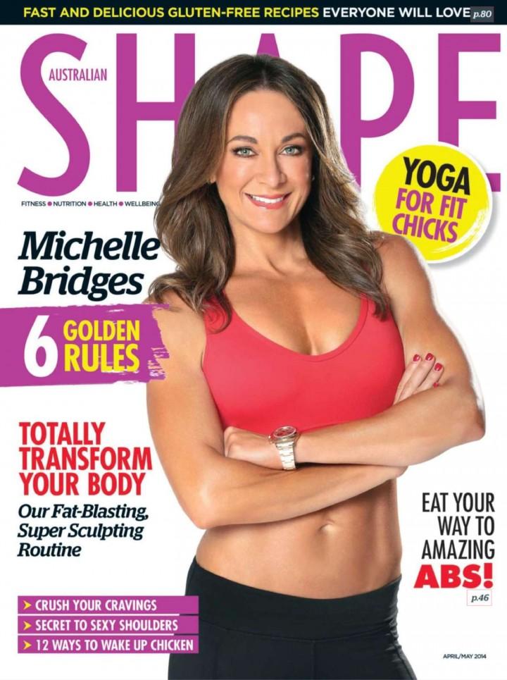 Michelle Bridges: Shape Australia -02