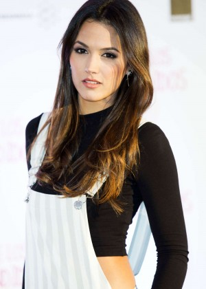 "Michelle Calvo - ""El Club De Los Incomprendidos"" Photocall in Madrid"