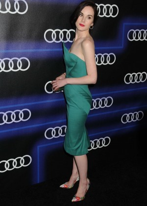 Michelle Dockery - 2014 Audi's Celebration of Emmys Week in LA