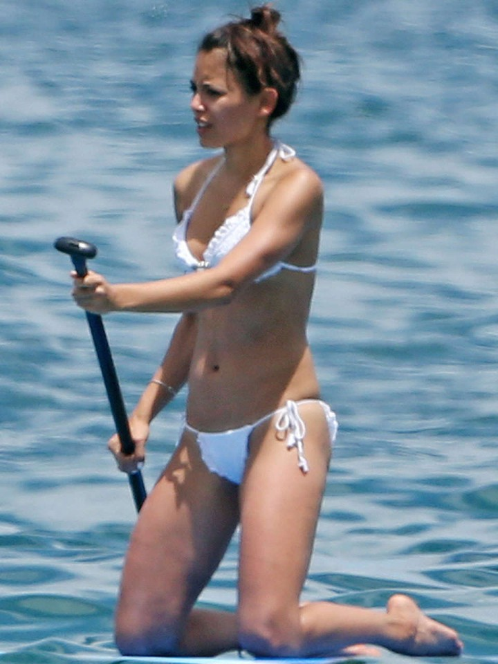Michelle Hayden Bikini Photos: in Maui 2014 -01