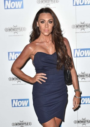 Michelle Heaton - Now Christmas Party in London
