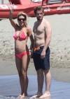 Michelle Hunziker in bikini -12