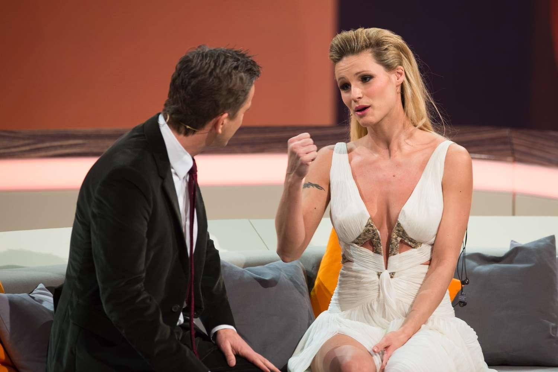 Michelle Hunziker: ZDF Live Stream -20 - GotCeleb