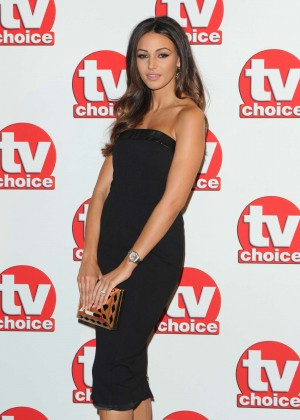 Michelle Keegan - 2014 TV Choice Awards in London