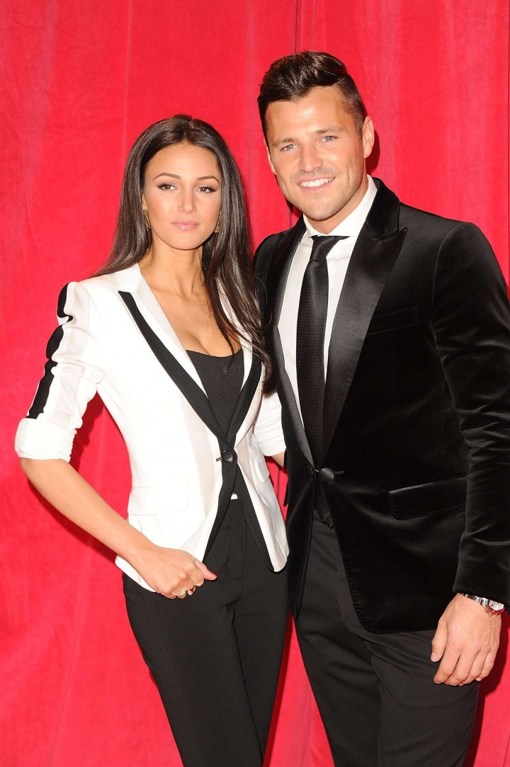 Michelle Keegan: British Soap Awards 2014 BSA -04