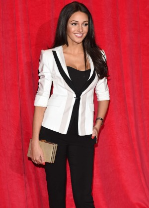 Michelle Keegan: British Soap Awards 2014 BSA -05