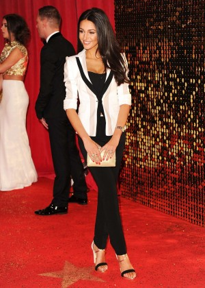Michelle Keegan: British Soap Awards 2014 BSA -07
