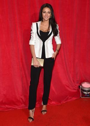 Michelle Keegan: British Soap Awards 2014 BSA -09