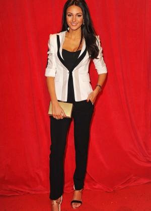 Michelle Keegan: British Soap Awards 2014 BSA -10