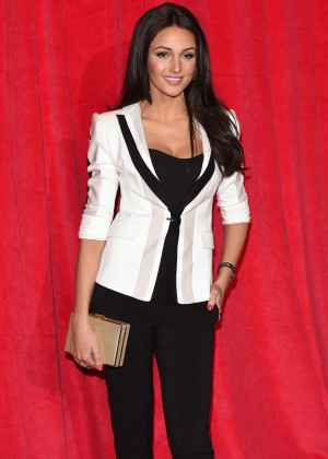 Michelle Keegan: British Soap Awards 2014 BSA -15