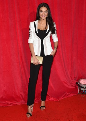 Michelle Keegan: British Soap Awards 2014 BSA -16