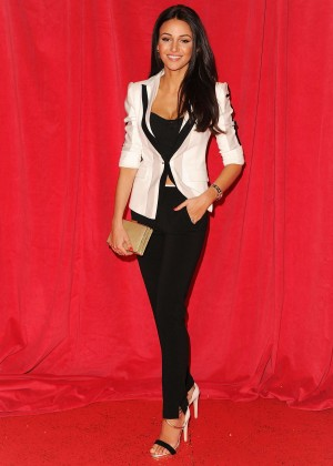 Michelle Keegan: British Soap Awards 2014 BSA -18