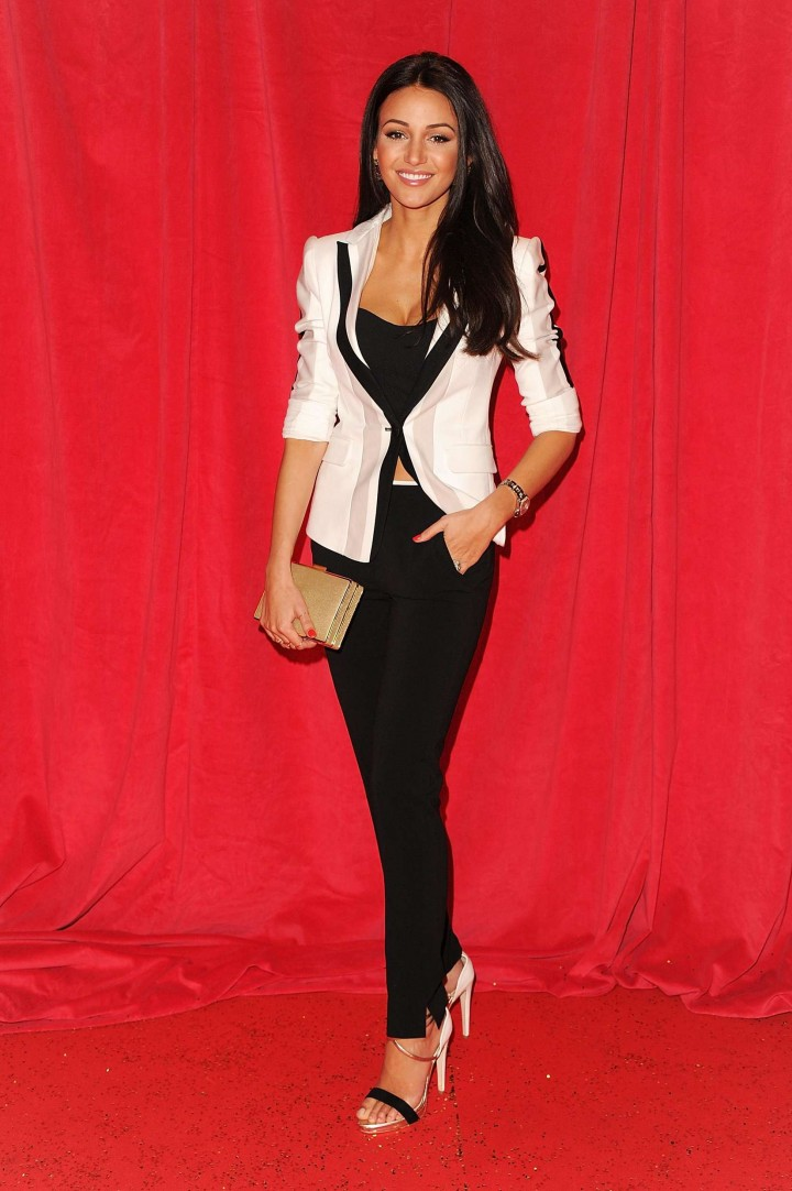 Michelle Keegan: British Soap Awards 2014 BSA -18