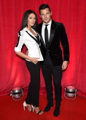 Michelle Keegan: British Soap Awards 2014 BSA -20