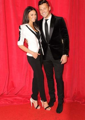 Michelle Keegan: British Soap Awards 2014 BSA -21
