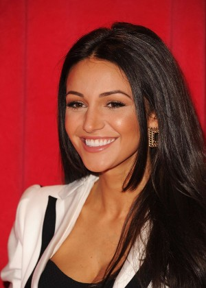 Michelle Keegan: British Soap Awards 2014 BSA -22