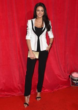 Michelle Keegan: British Soap Awards 2014 BSA -23