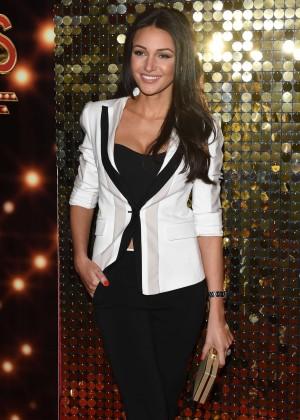 Michelle Keegan: British Soap Awards 2014 BSA -24