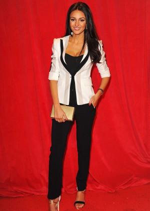 Michelle Keegan: British Soap Awards 2014 BSA -25