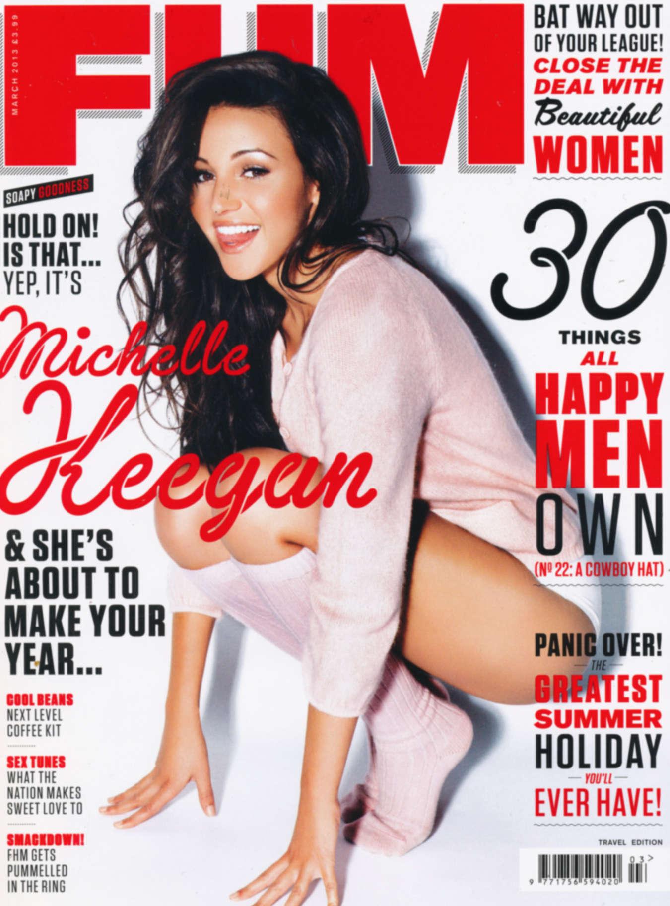 FHM Magazine 2013-04