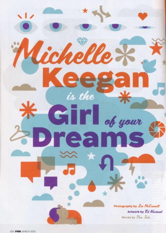 Michelle Keegan 2013 : Michelle Keegan – FHM Magazine 2013-06