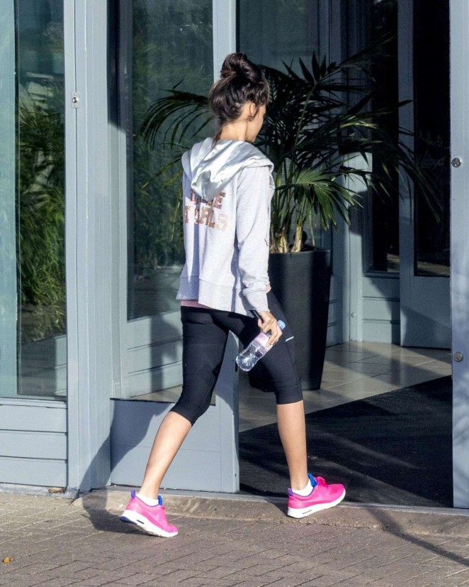 a25ac78643491 Michelle Keegan in Tight Leggings -22 – GotCeleb