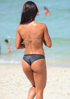 Michelle Lewin Hot Bikini Photos -07
