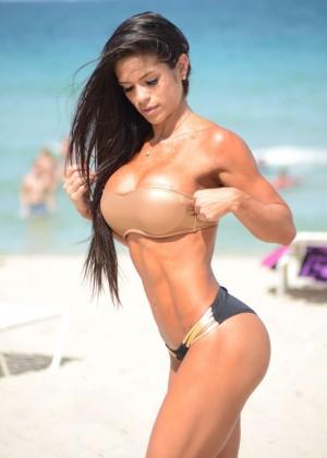 Michelle Lewin Hot Bikini Photos -08