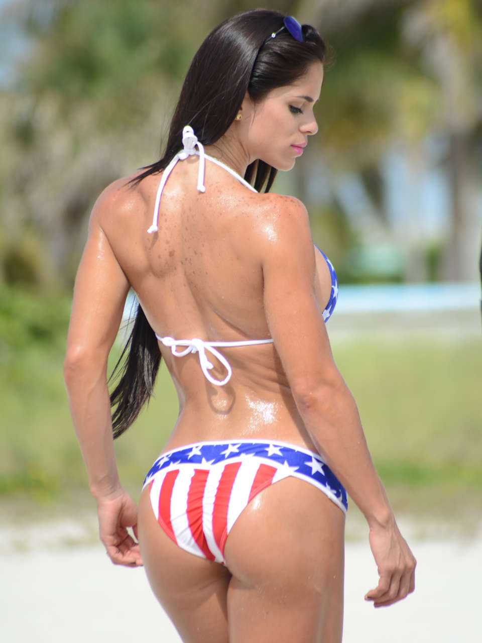 Michelle Lewin 2014 : Michelle Lewin Bikini Photos: Miami-05