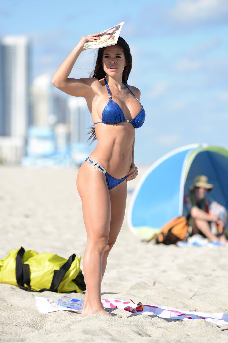 Barely there jeanious bikini