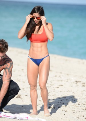 Michelle Lewin Hot Bikini Photos: 2014 in Miami -08