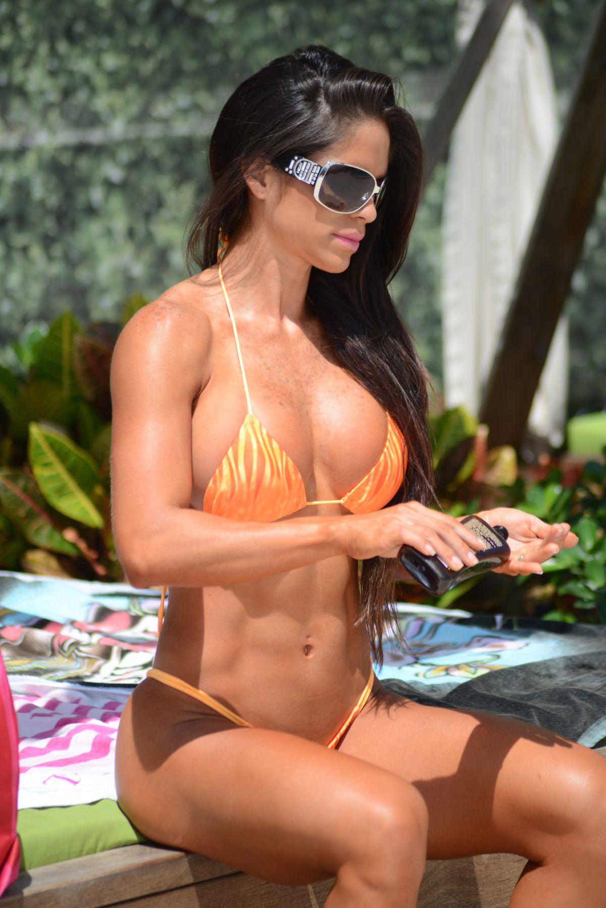 Michelle Lewin Nipples