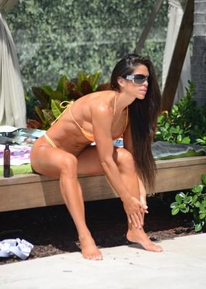 Michelle Lewin in Bikini 2014 -31